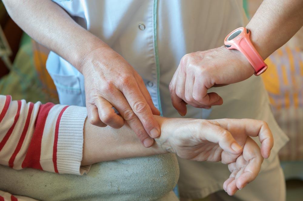 Infirmière à La Compassion de Chaumont