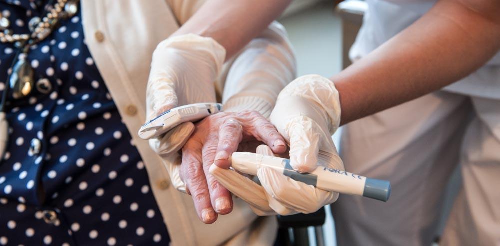 Soins médicaux à La Compassion