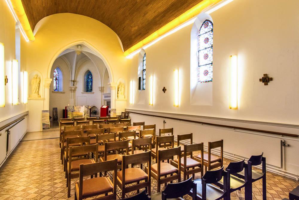 La chapelle de Chaumont-en-Vexin