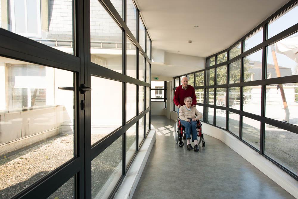 La Compassion de Chaumont accueille aussi les couples de retraités