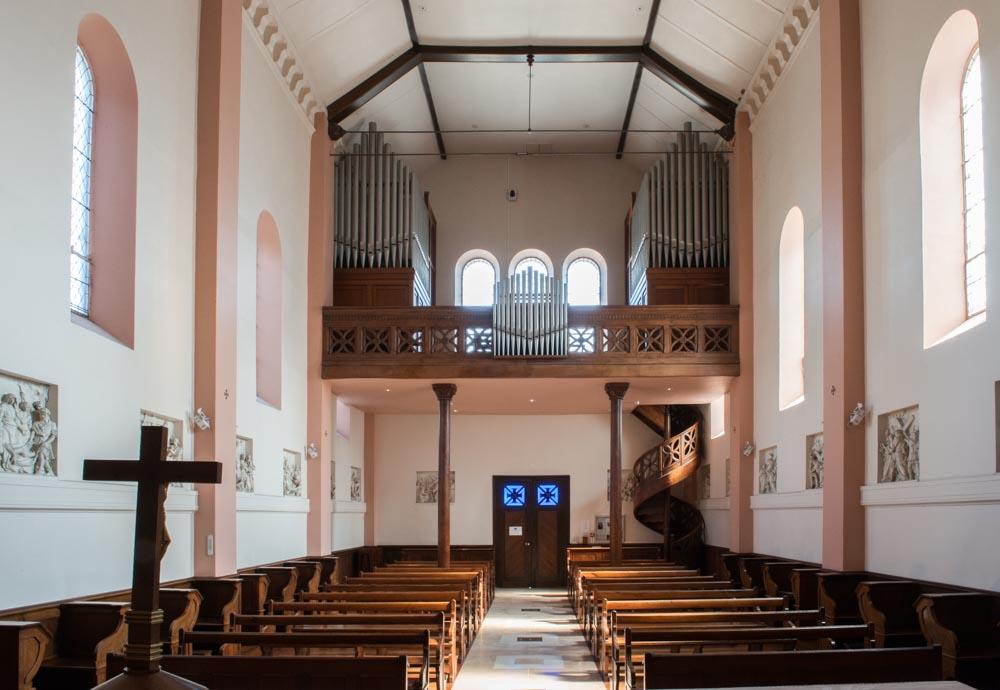La chapelle de Domfront