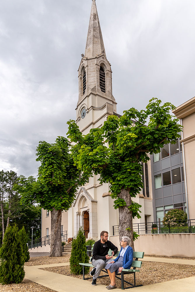 EHPAD Saint Domnin