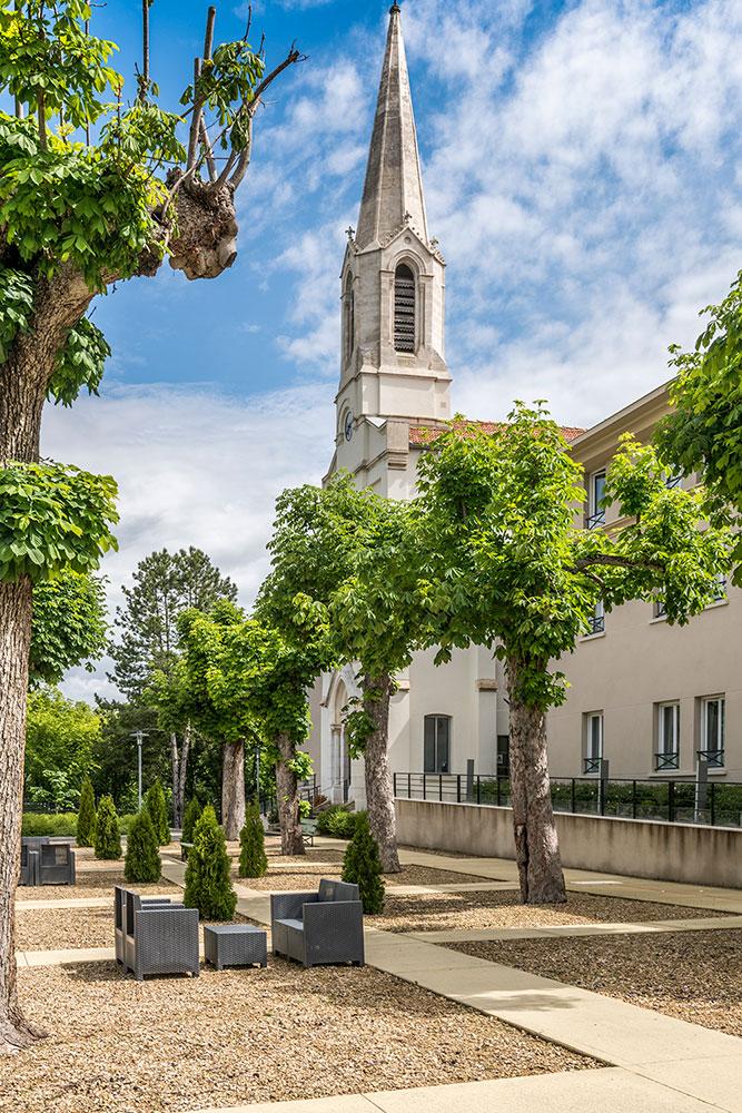 EHPAD Saint-Domnin