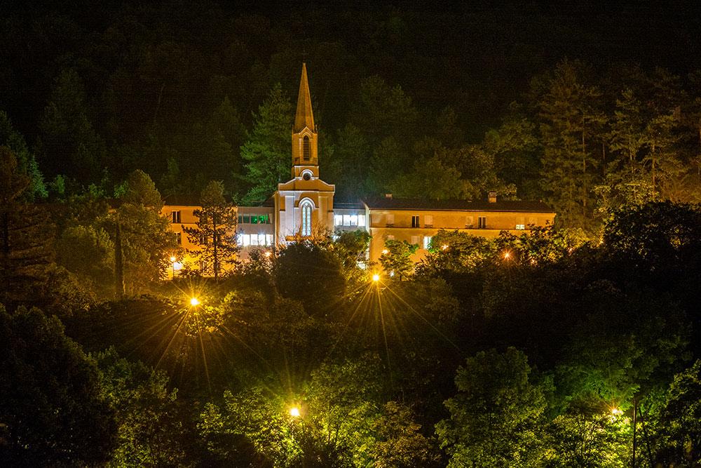 EHPAD St Domnin de nuit