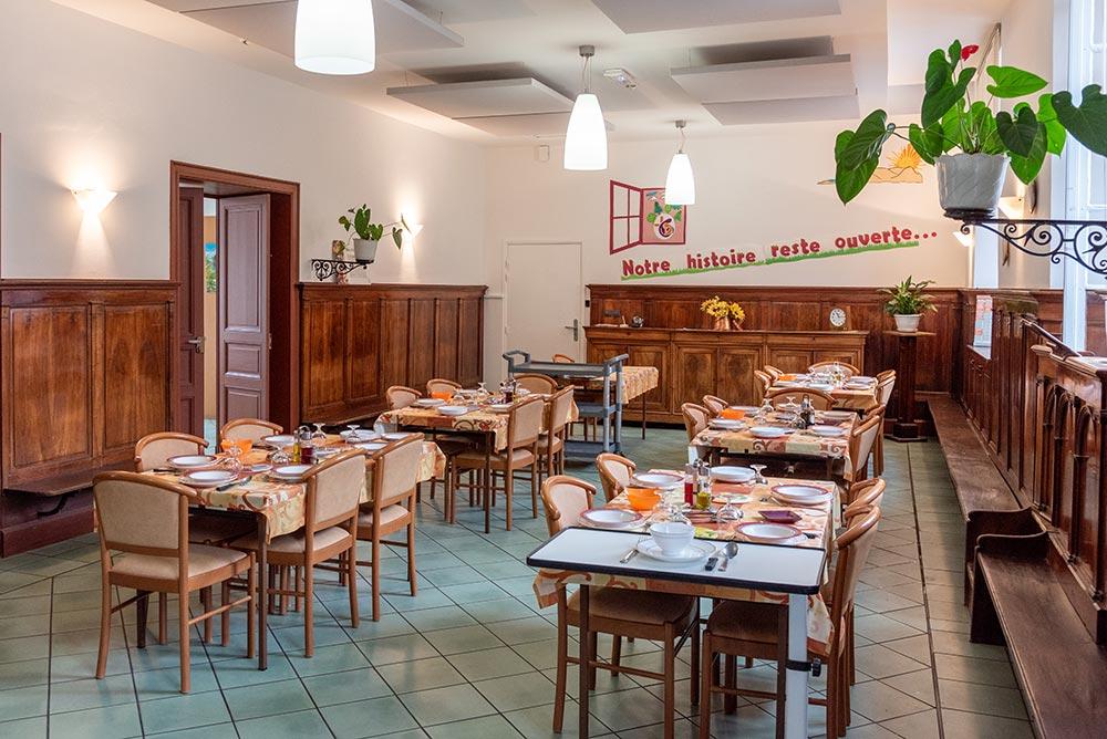 Restaurant de l'EHPAD