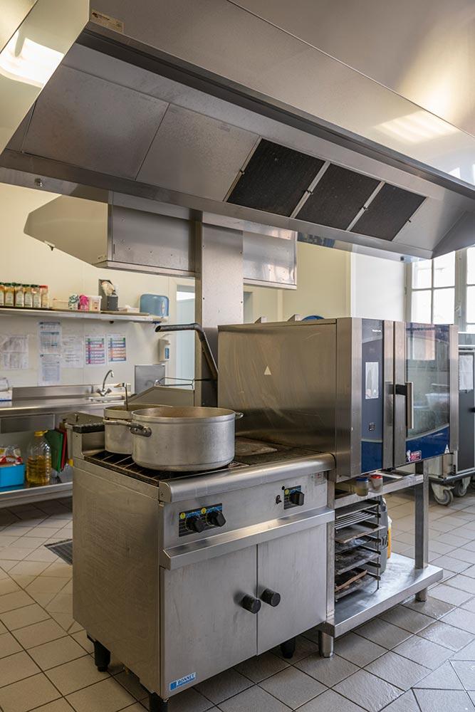 cuisines de l'EHPAD